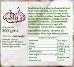 garlic pickle nutrition