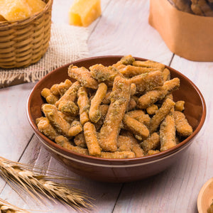 whole wheat jaggery fingers