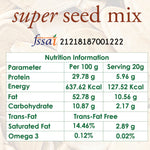 super seed mix nutrition