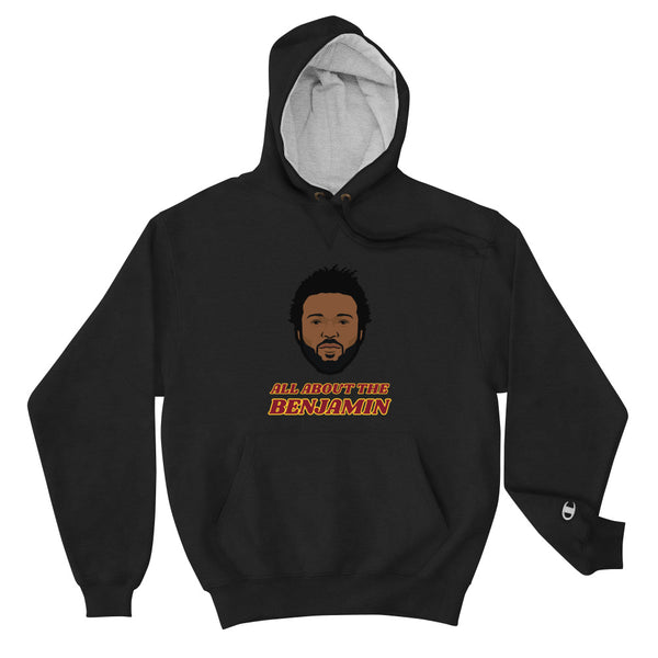 All About The Benjamin Champion Hoodie