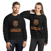All About The Benjamin Unisex Crewneck