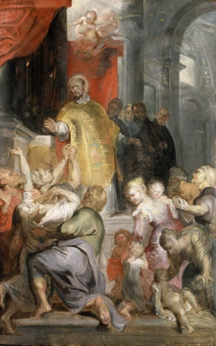 The Miracles of Saint Ignatius of Loyola
