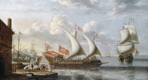 A Galley of Malta