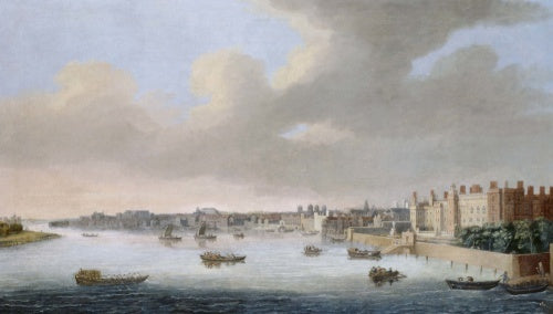 The Thames from Somerset House