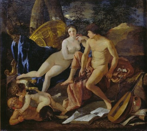 Venus and Mercury