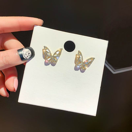 Elegant Pendientes Butterfly Earrings