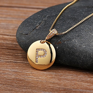 Top Quality Initial Letter Necklace