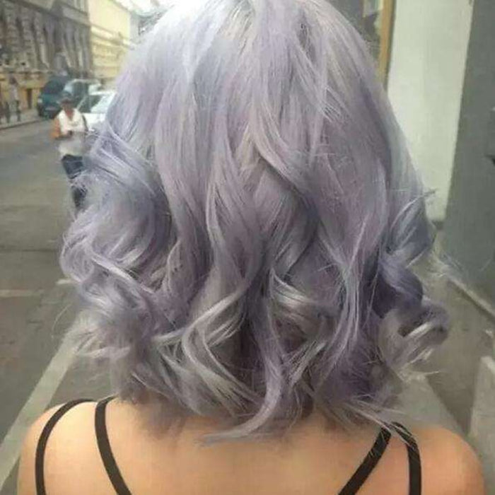 Fashion Hair Gray Dye Cream