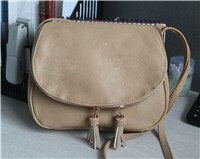 Leather Handbags Cross Body Shoulder Bags