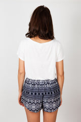 Ozean Labyrinth Shorts