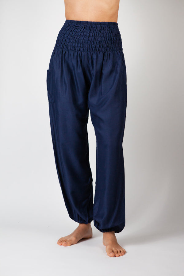 Harem Pants Blue