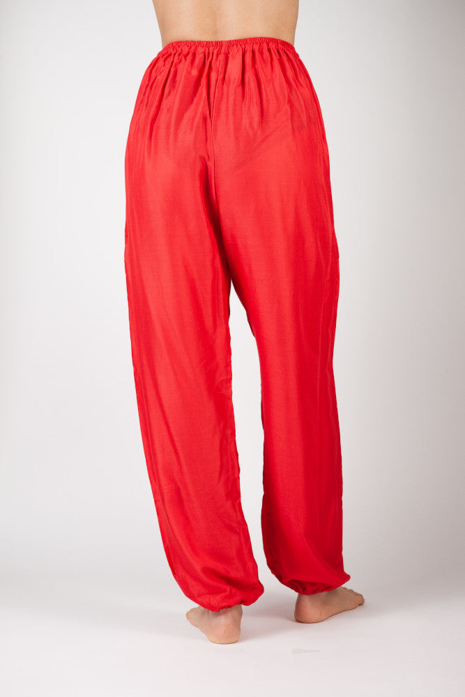 Red Chiller Pants