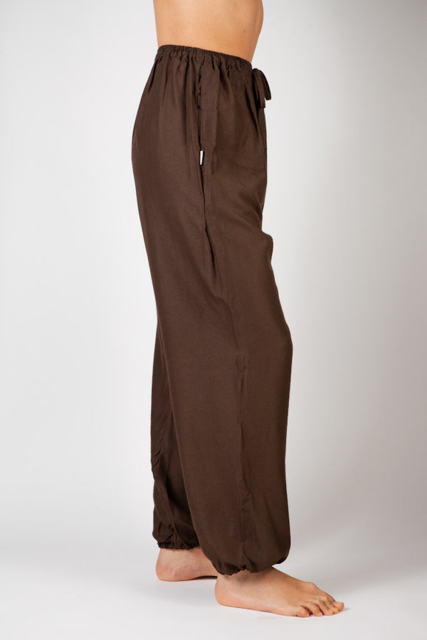 Brown Chiller Pants