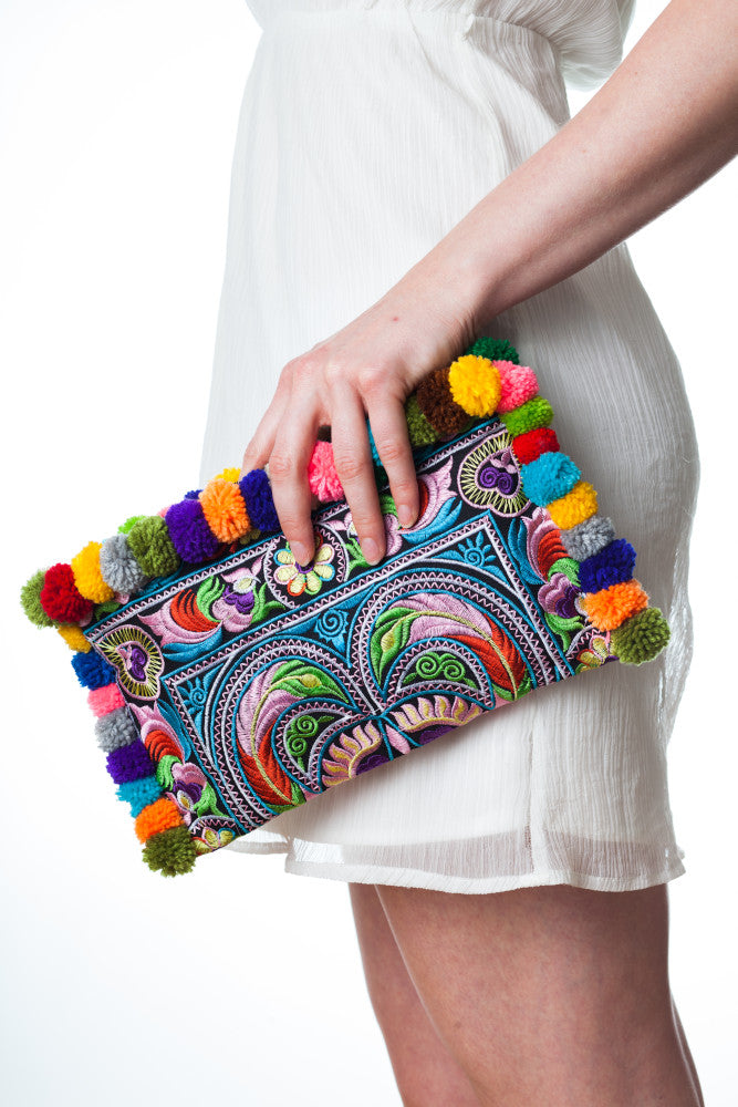 paigh - Paradiesvogel Clutch