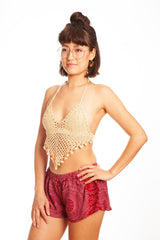 paigh - Hot Pants Pinkes Mandala