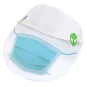 FREE Decals when you purchase a pack of Elastic Headband Face Shields - 1800shields