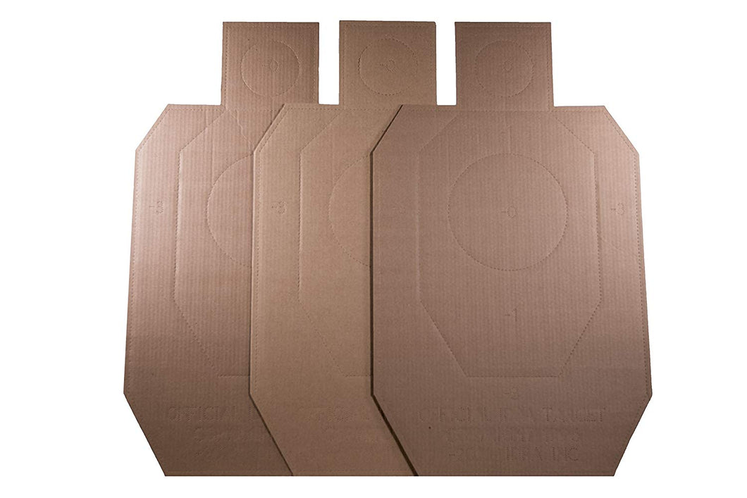 IDPA Officially Licensed Targets - 100 Count