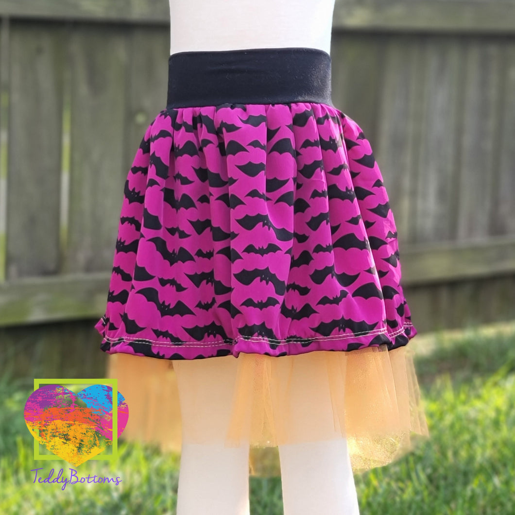 Bat Skirt size 6