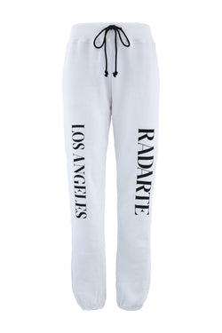 Radarte Los Angeles Logo Sweatpant