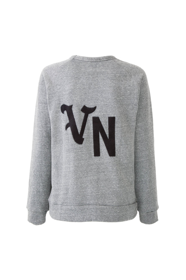 Radarte x Virgil Normal Logo Sweatshirt