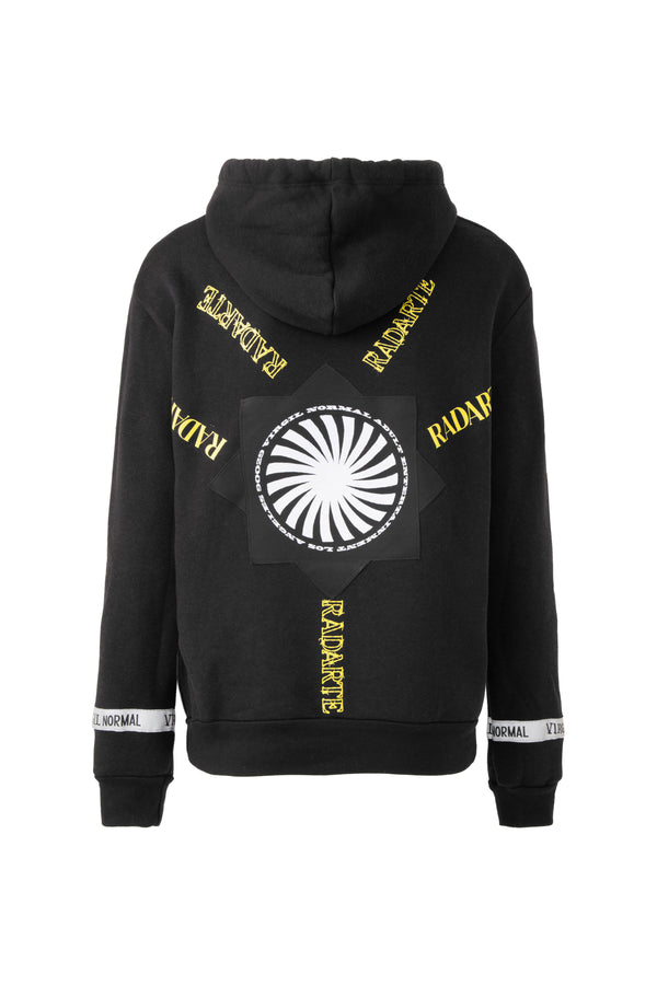 Radarte x Virgil Normal Logo Hoodie