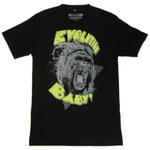 Disturbia 'Evolution' T-Shirt - Black