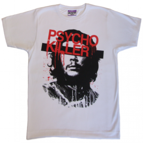 Disturbia 'Psycho' T-Shirt - White
