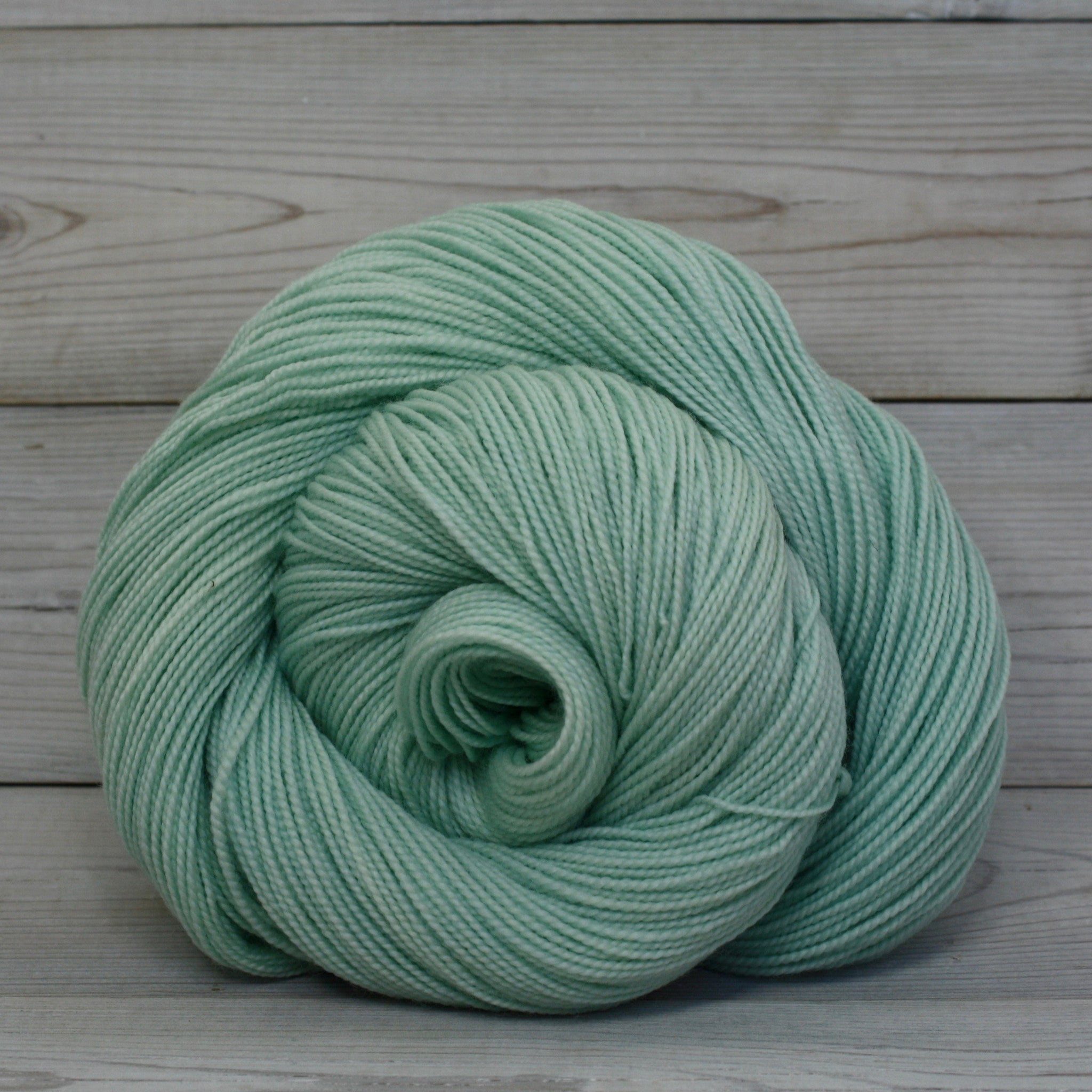 Luna Grey Fiber Arts Celeste Yarn | Colorway: Araucana