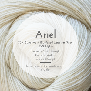 Colorway: Ballet Slipper | Dyed to Order Yarn