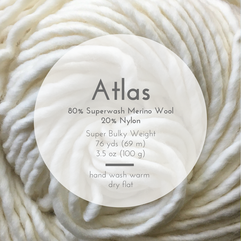 Colorway: Sea Glass | Dyed to Order Yarn