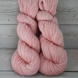 Luna Grey Fiber Arts Vega Yarn | Colorway: Ballet Slipper