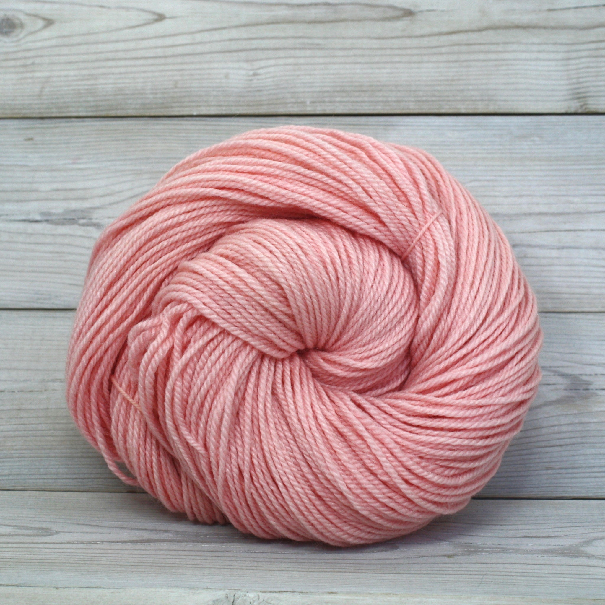 Luna Grey Fiber Arts Zeta Yarn | Colorway: Ballet Slipper