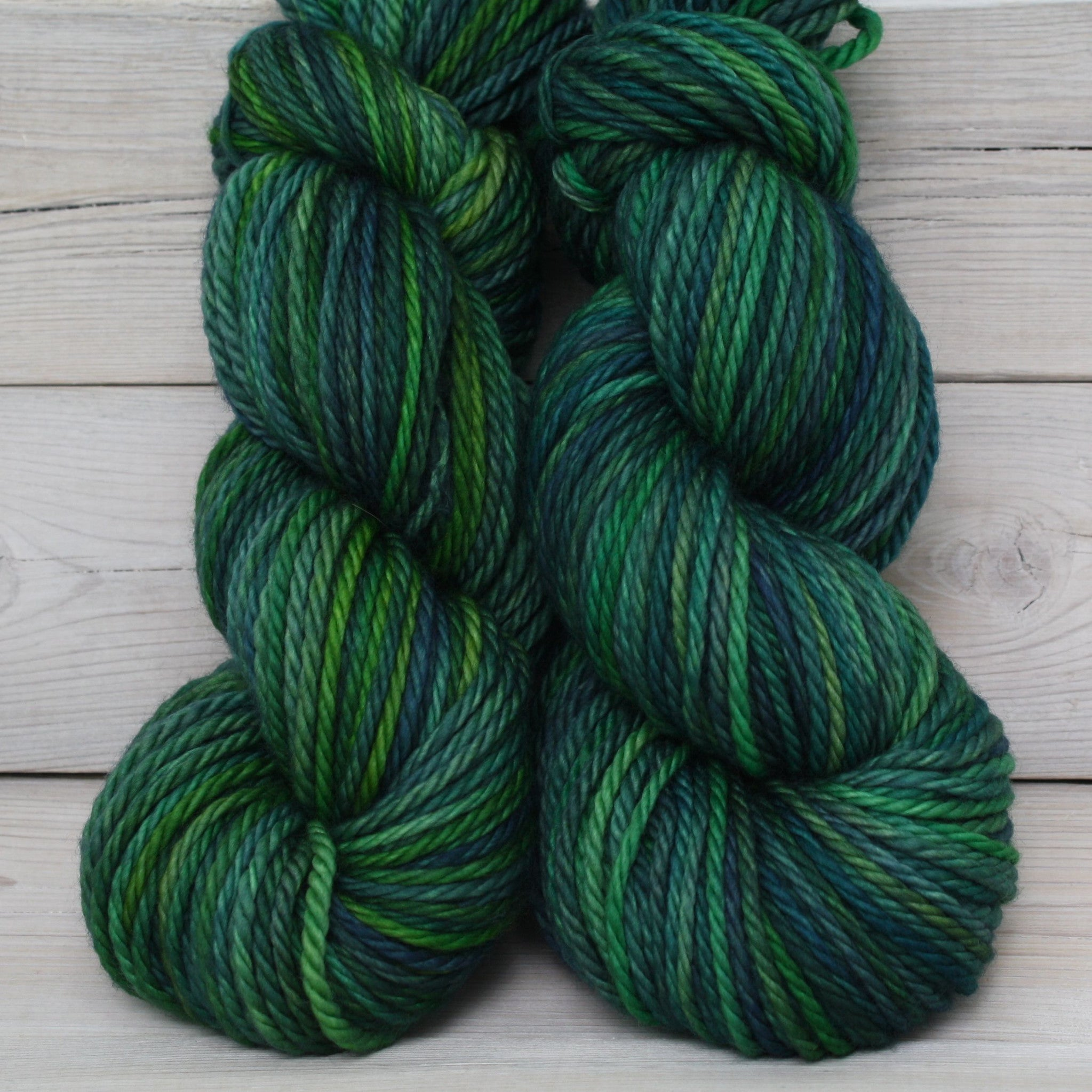 Apollo Yarn | Colorway: Bluegrass