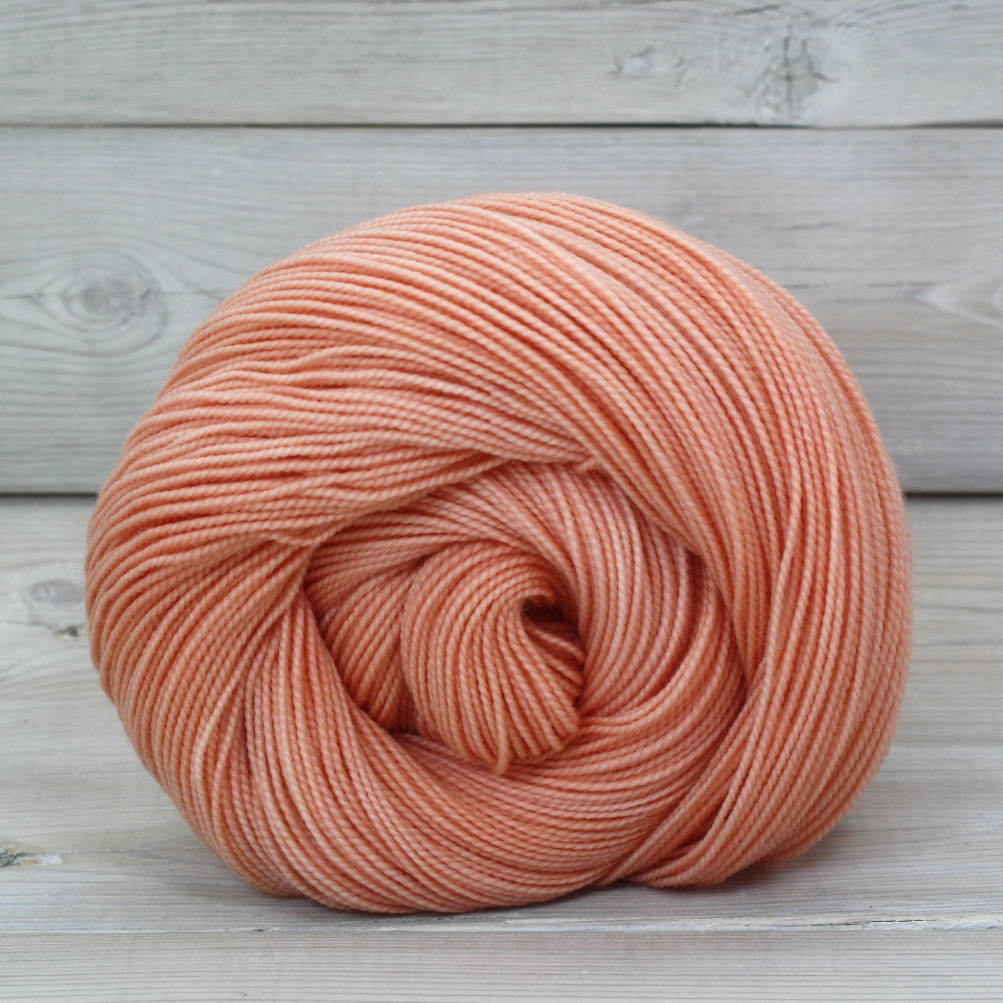 Luna Grey Fiber Arts Celeste Yarn | Colorway: Blush