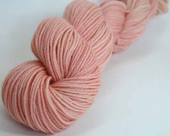 Zeta Yarn | Colorway: Blush