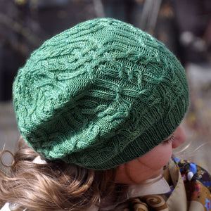 Blysnyzja Hat Knitting Kit | Pattern + Yarn
