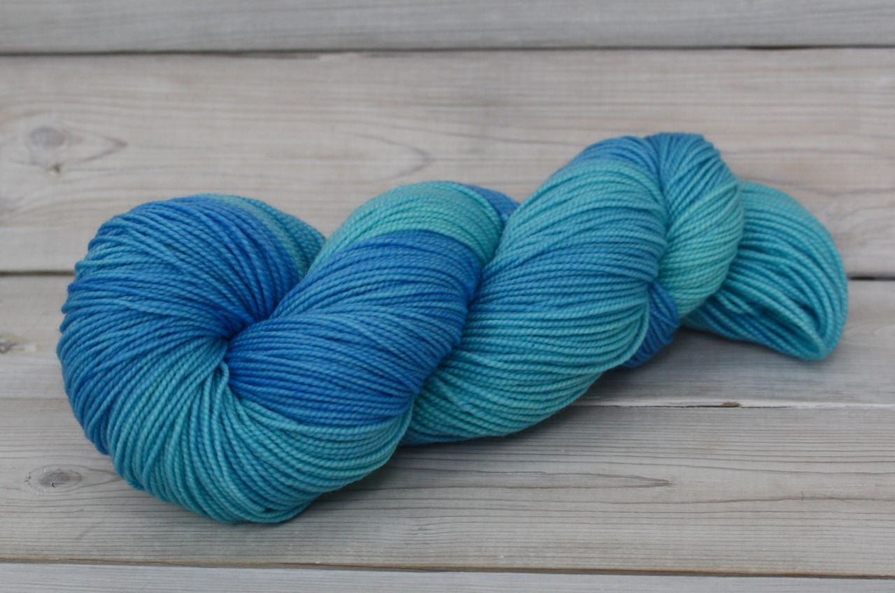 Celeste Yarn | Colorway: Boca Chica
