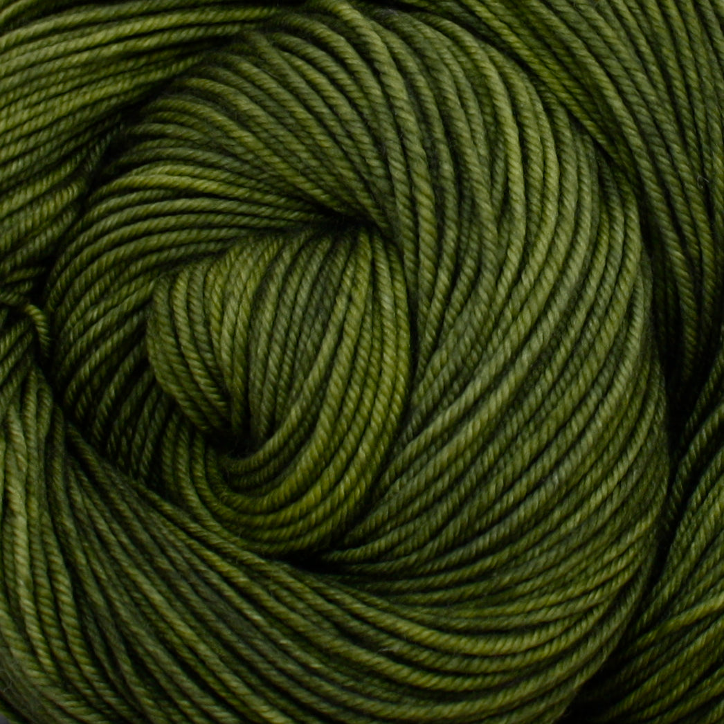 Colorway: Bracken Fern | Dyed to Order Yarn