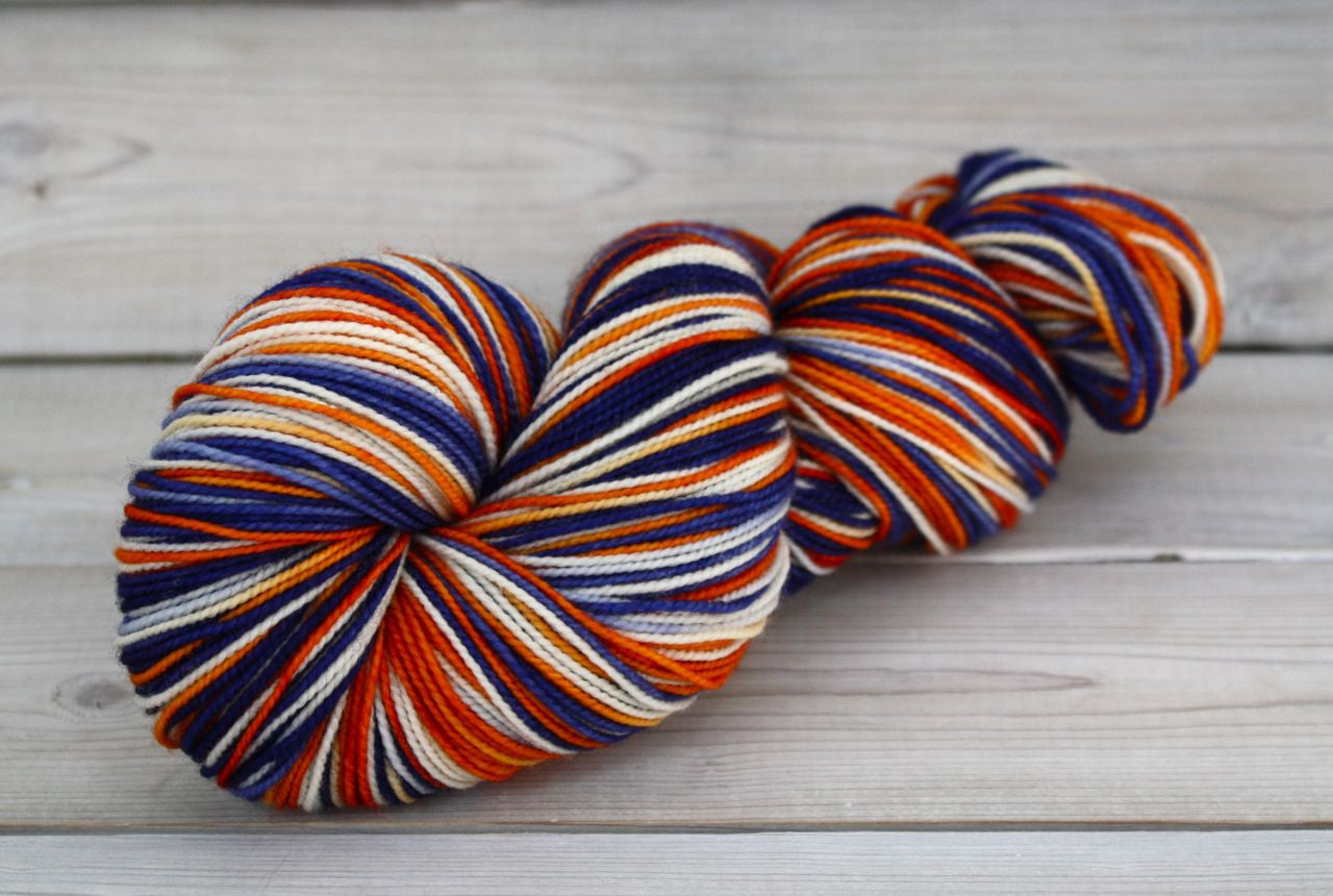 Celeste Yarn | Colorway: Broncos