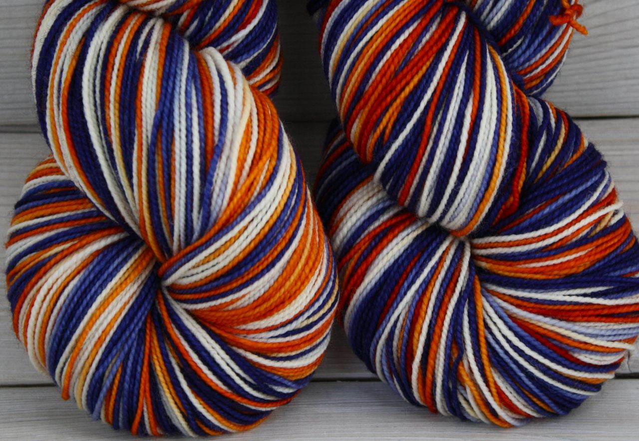 Celeste Yarn | Colorway: Broncos | Overstock