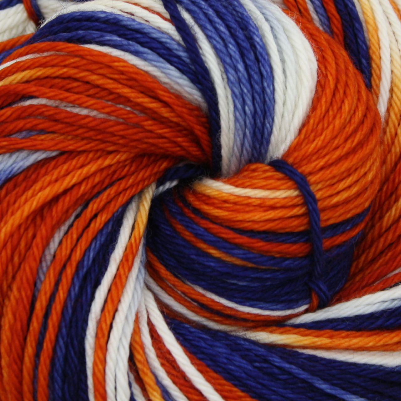 Supernova Yarn | Colorway: Broncos