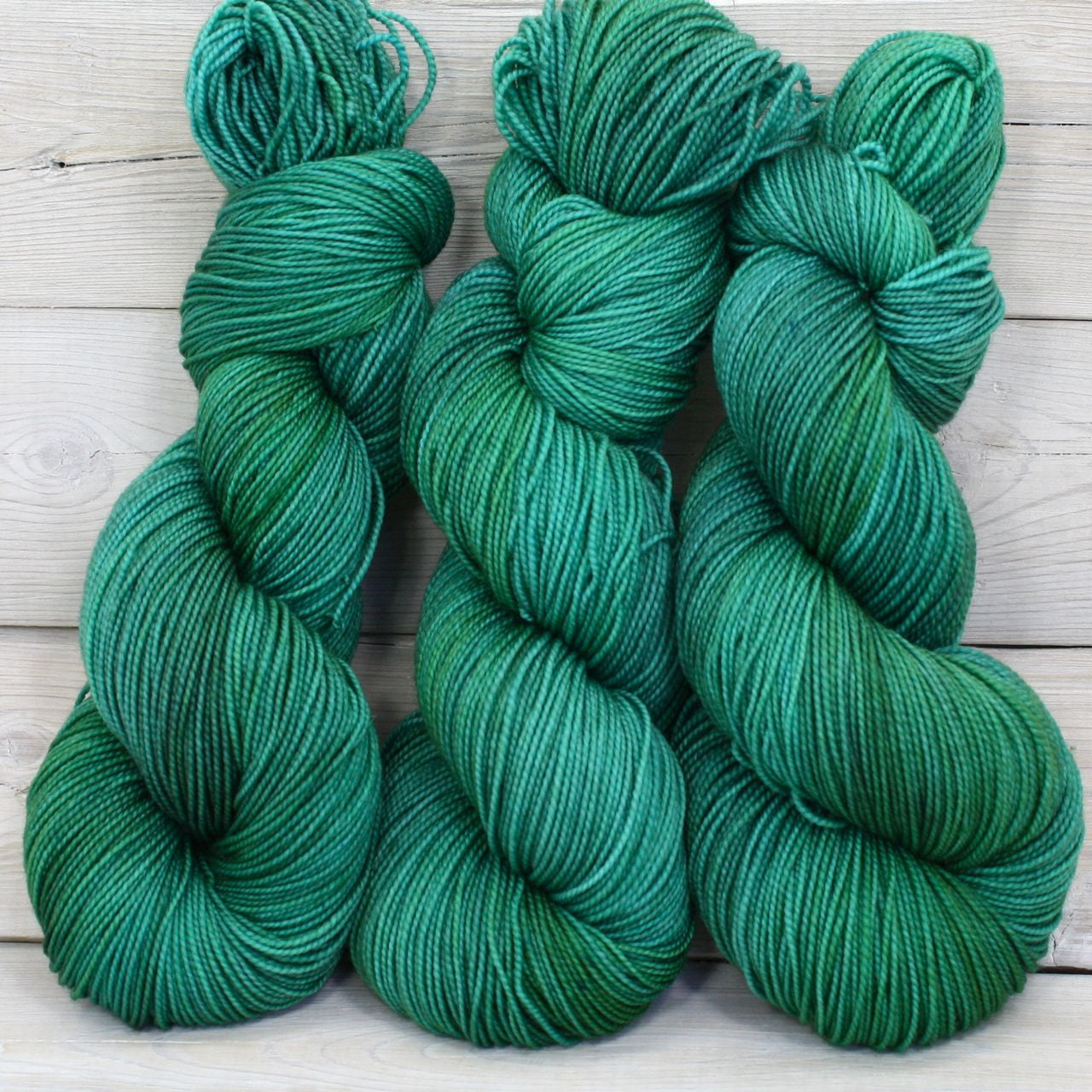 Celeste Yarn | Colorway: Viridian