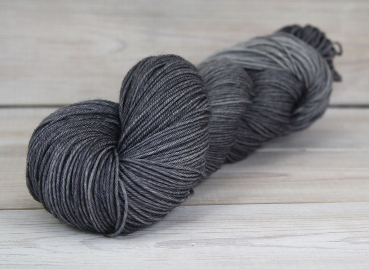 Altair Yarn | Colorway: Charcoal