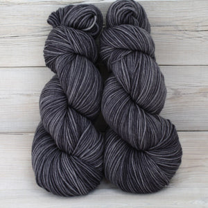 Colorway: Charcoal | Dyed to Order Yarn