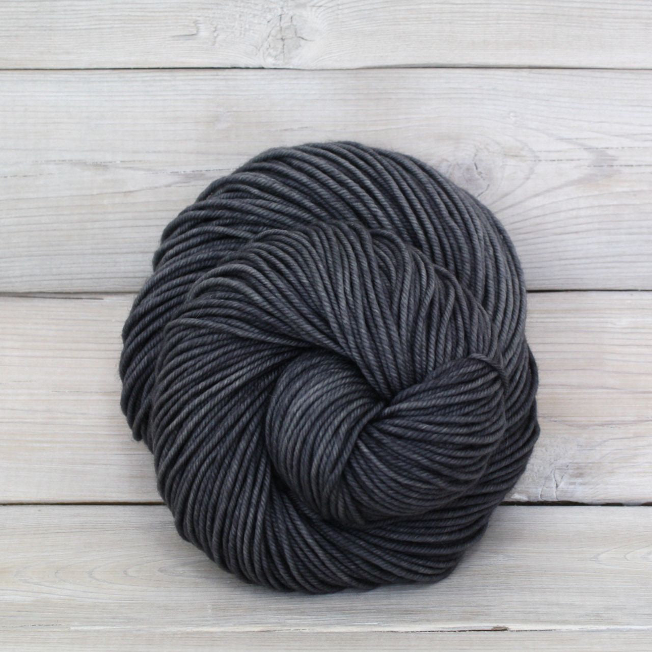 Luna Grey Fiber Arts Calypso Yarn | Colorway: Charcoal
