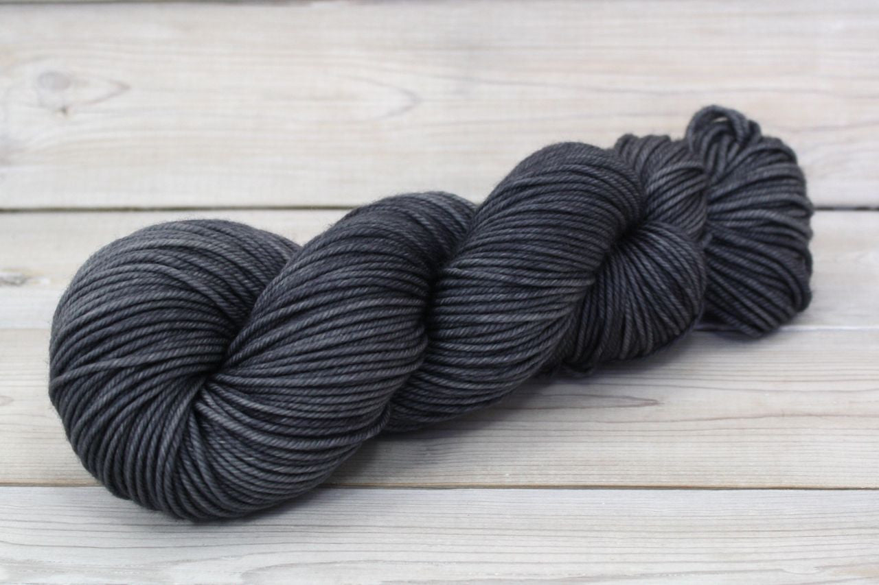 Calypso Yarn | Colorway: Charcoal