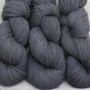 Zeta Yarn | Colorway: Charcoal