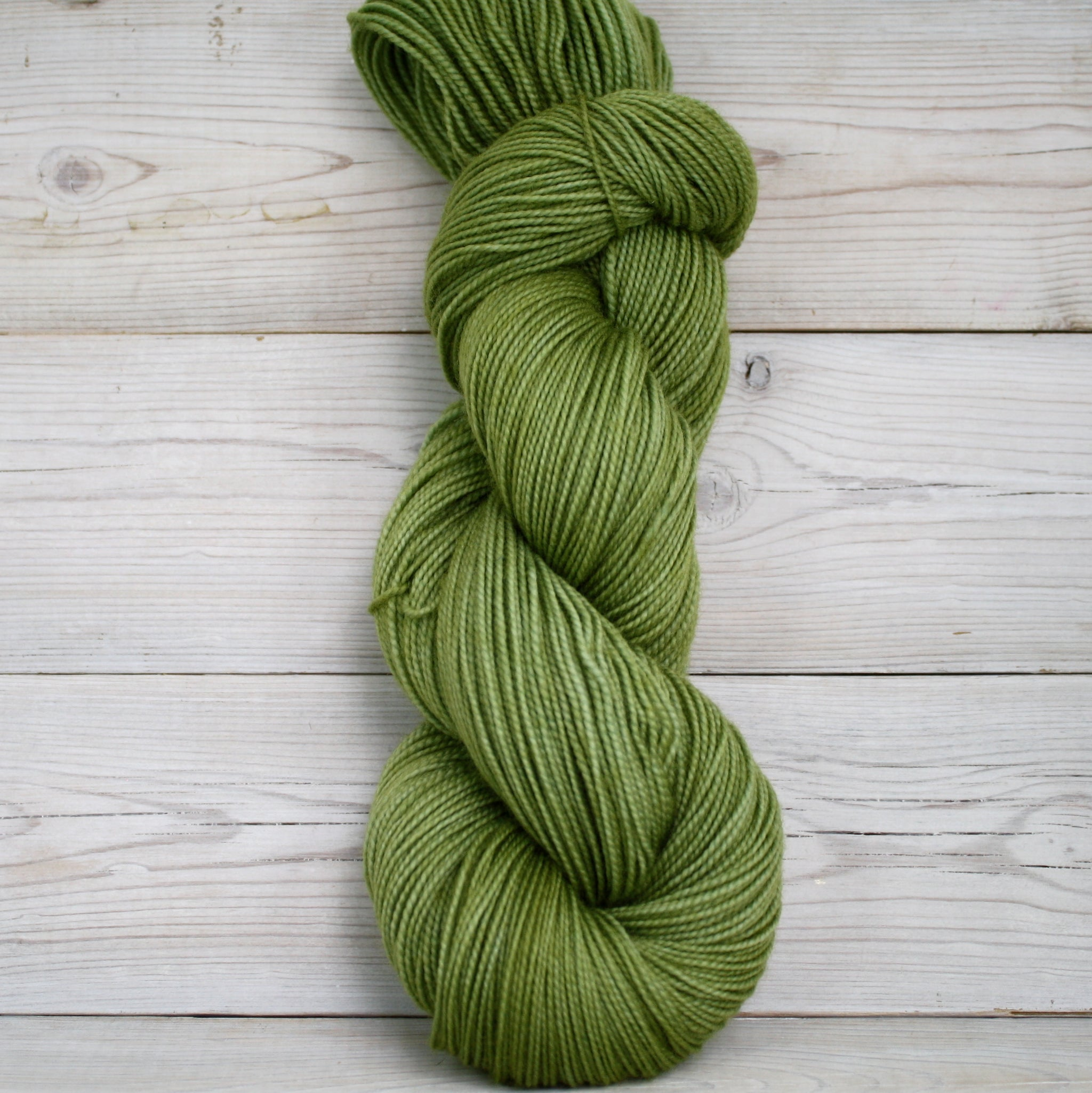 Celeste Yarn | Colorway: Avocado | Overstock