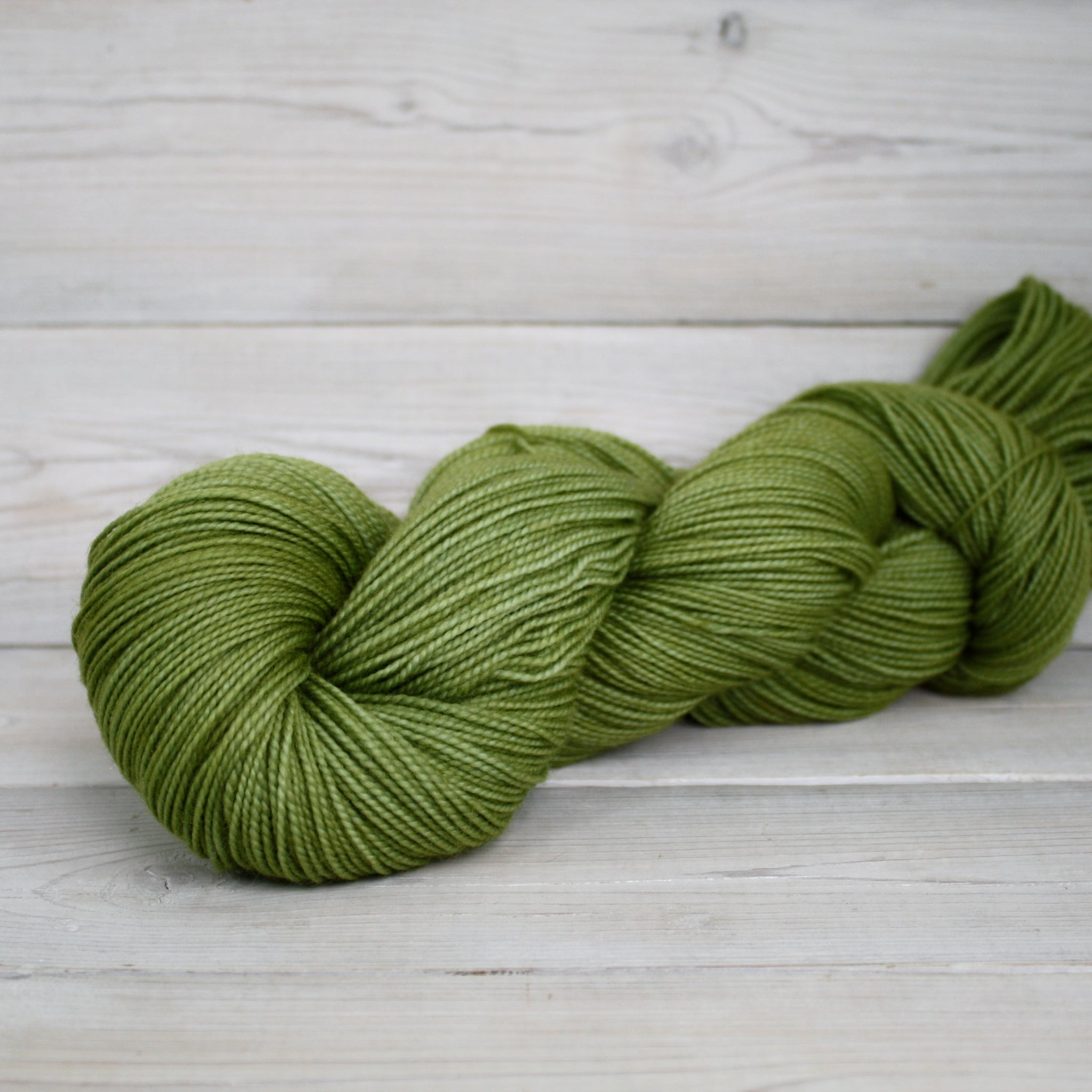 Celeste Yarn | Colorway: Avocado