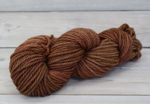 Apollo Yarn | Colorway: Cinnamon